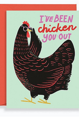 Chicken You Out Card