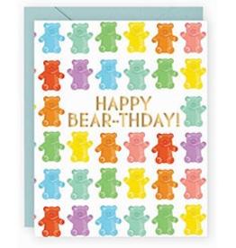 Gummi Bearthday Card