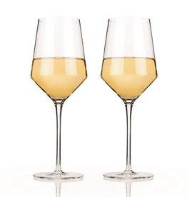 Crystal Chardonnay Glass