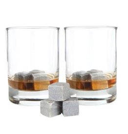 Glacier Rocks Soapstone Cubes Set of 9