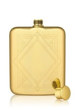 Art Deco Flask