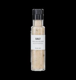 Garlic & Red Chili Pepper Salt