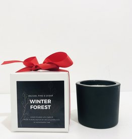 Brule Winter Forest Candle