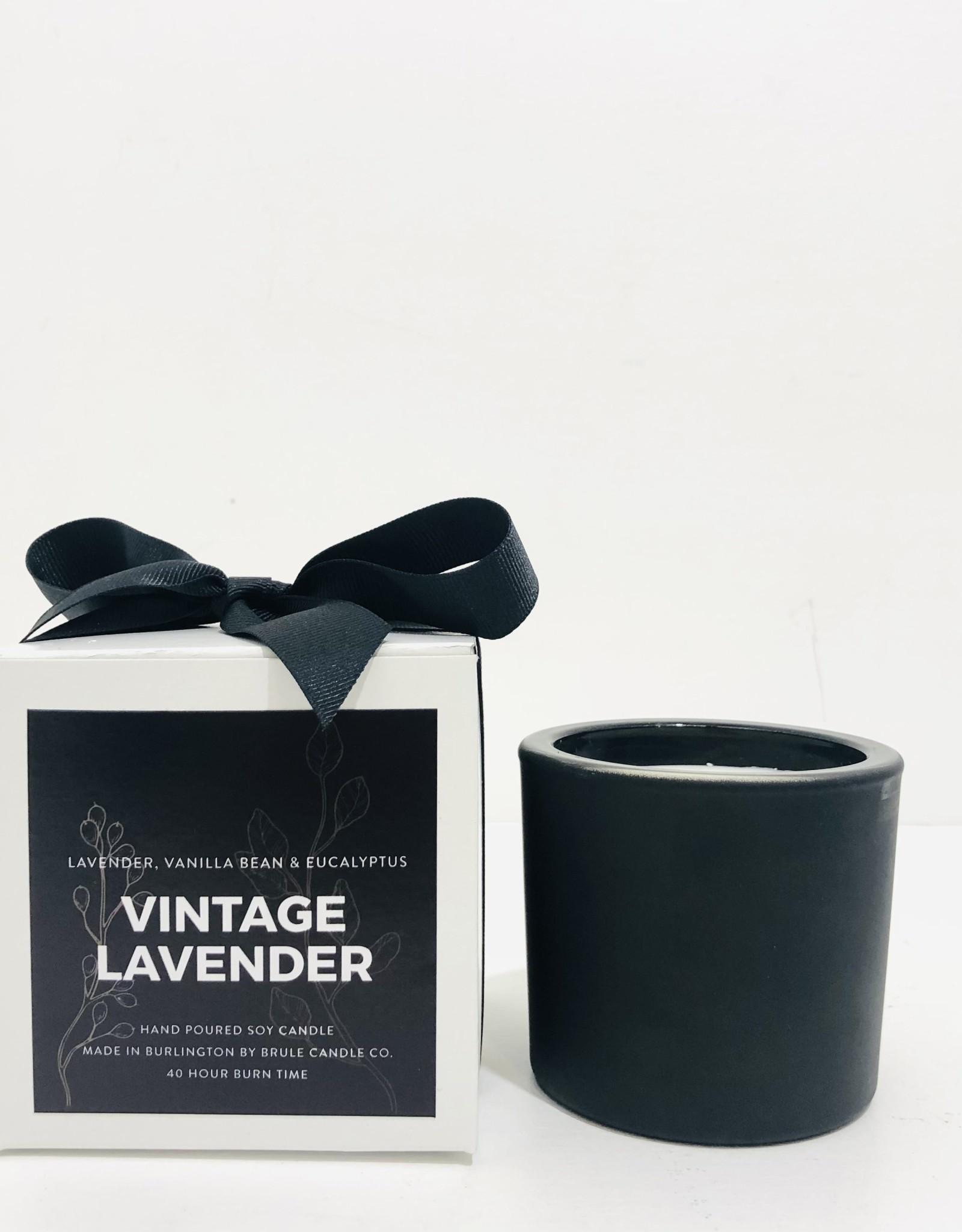 Brule Vintage Lavender Candle