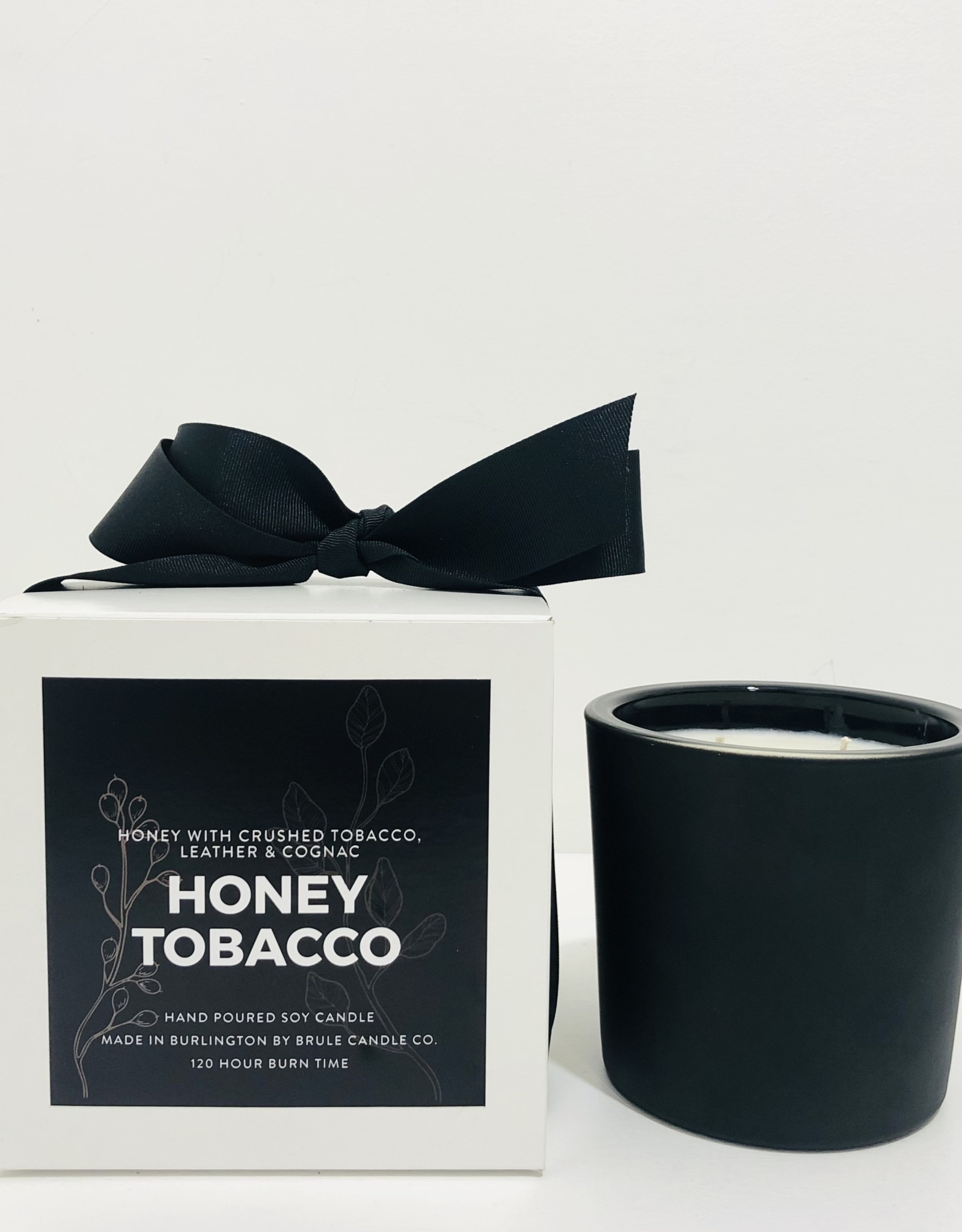 Brule Honey Tobacco 2 Wick Candle