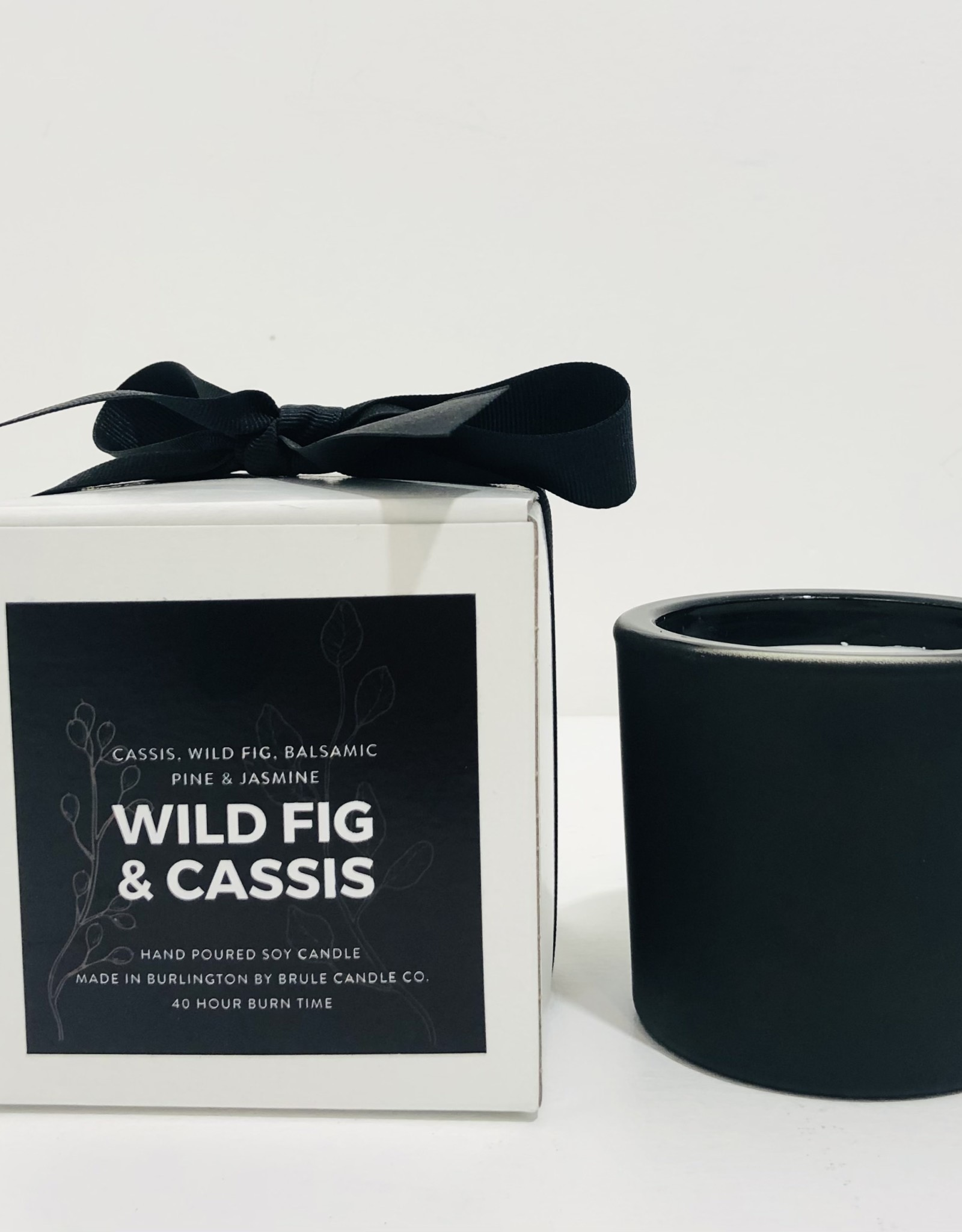 Brule Wild Fig & Cassis Candle