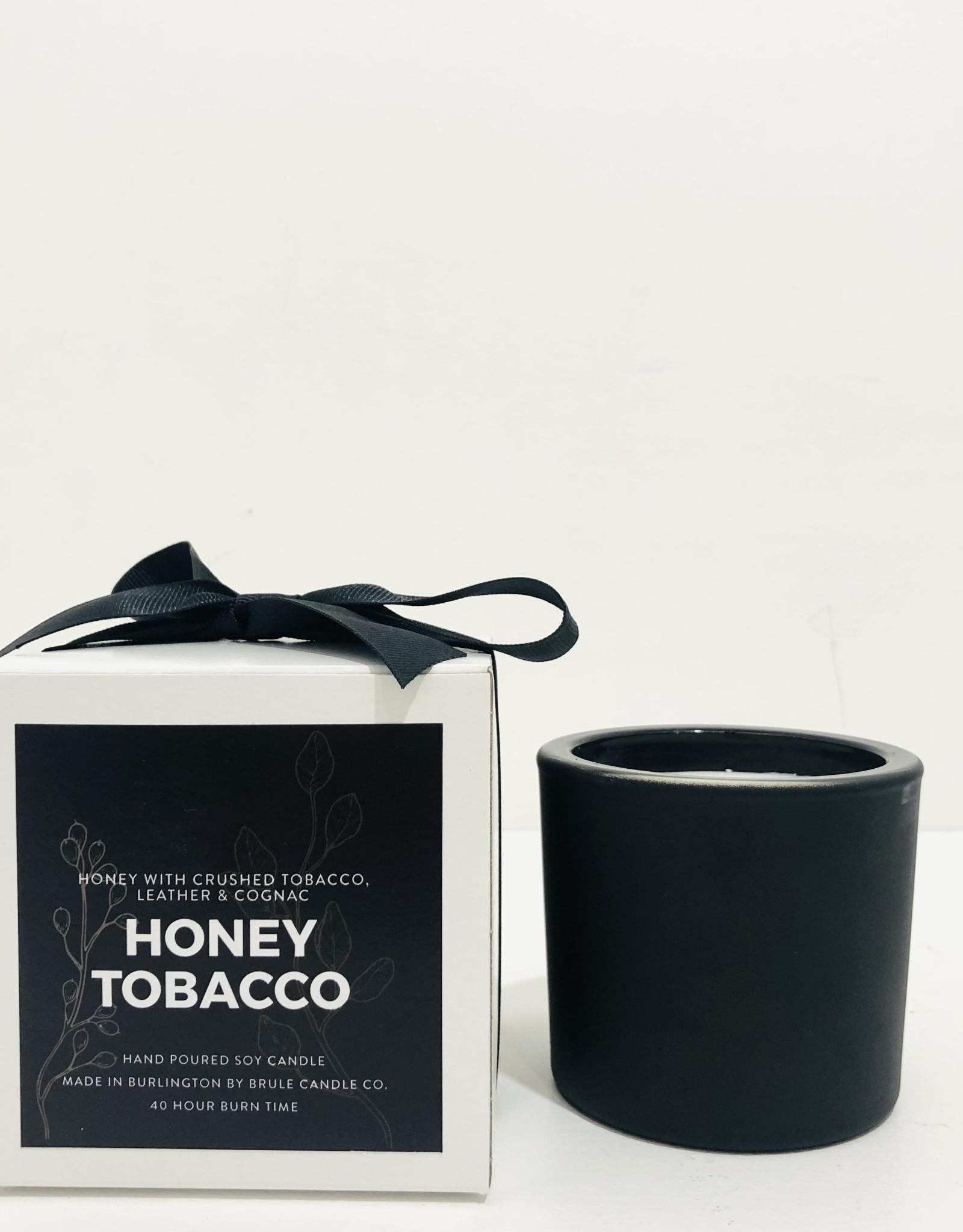 Brule Honey Tobacco  Candle