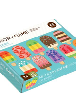 Ice Pops Memory Game