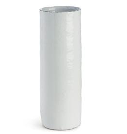 """White Studio Vase H16"""""""