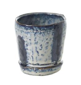 "Blue Tide Pot 2.75 x 3"""