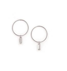 Colette Earrings - Silver