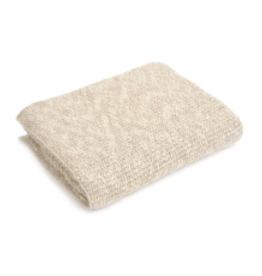 "Rami Blush Cotton Blanket 50 x 60"""