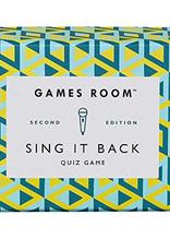 Sing It Back Quiz