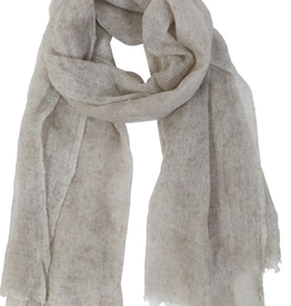 Scarf Fawn Taupe