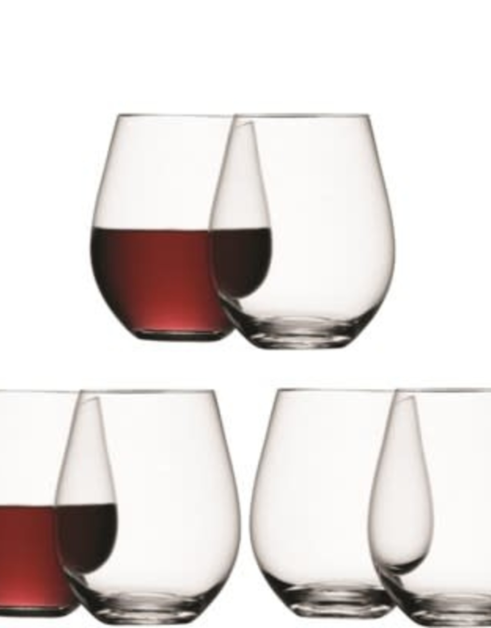 Stemless Wine Glass 530ml
