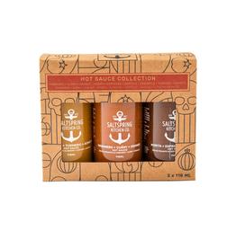 Trio, Hot Sauce Collection Box, H,M,P