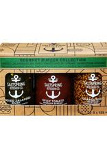 Trio, Gourmet Burger Collection Box