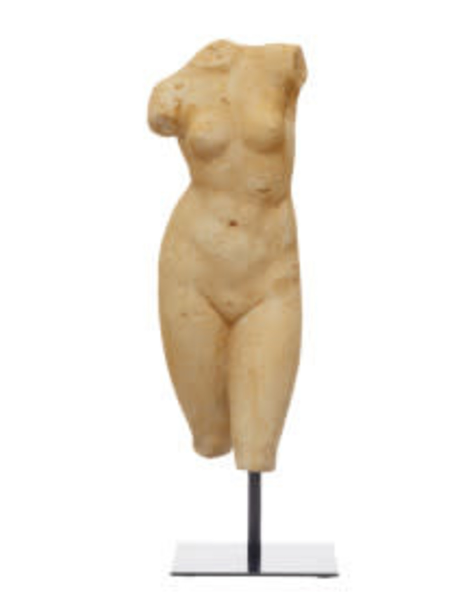 Female Body Figure on Stand H13""