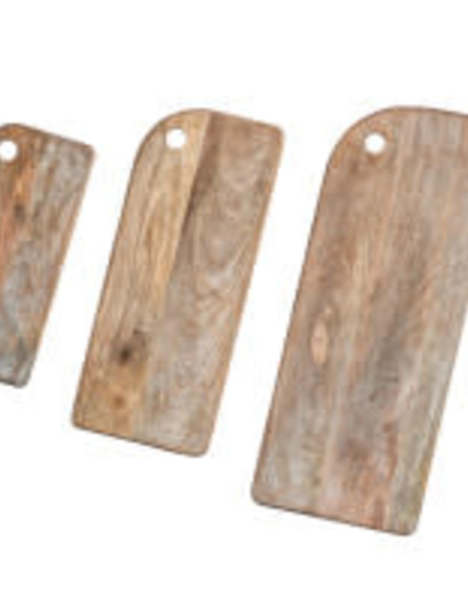 "Large Mango Wood Board L30"" W12"""