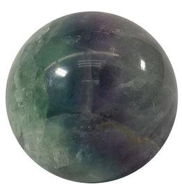Mini Fluorite Sphere