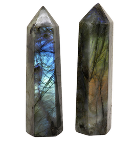 Labradorite Point 5""