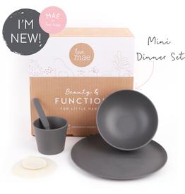 Charcoal Mini Dinner Set