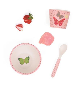 Butterflies Baby Feeding Set