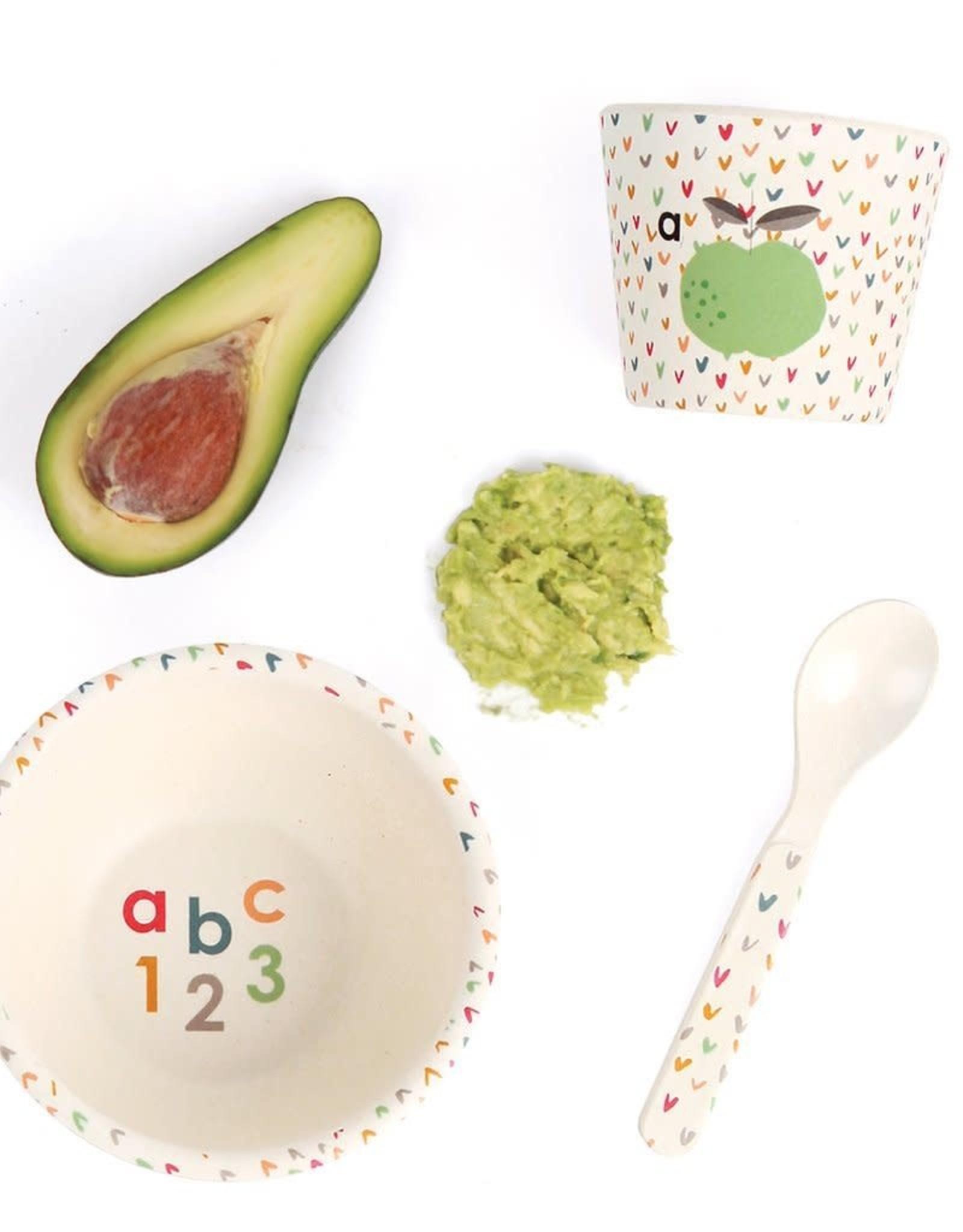 ABCs Baby Feeding Set
