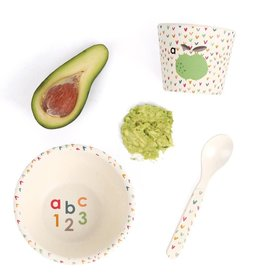 ABCs Baby Feeding Set