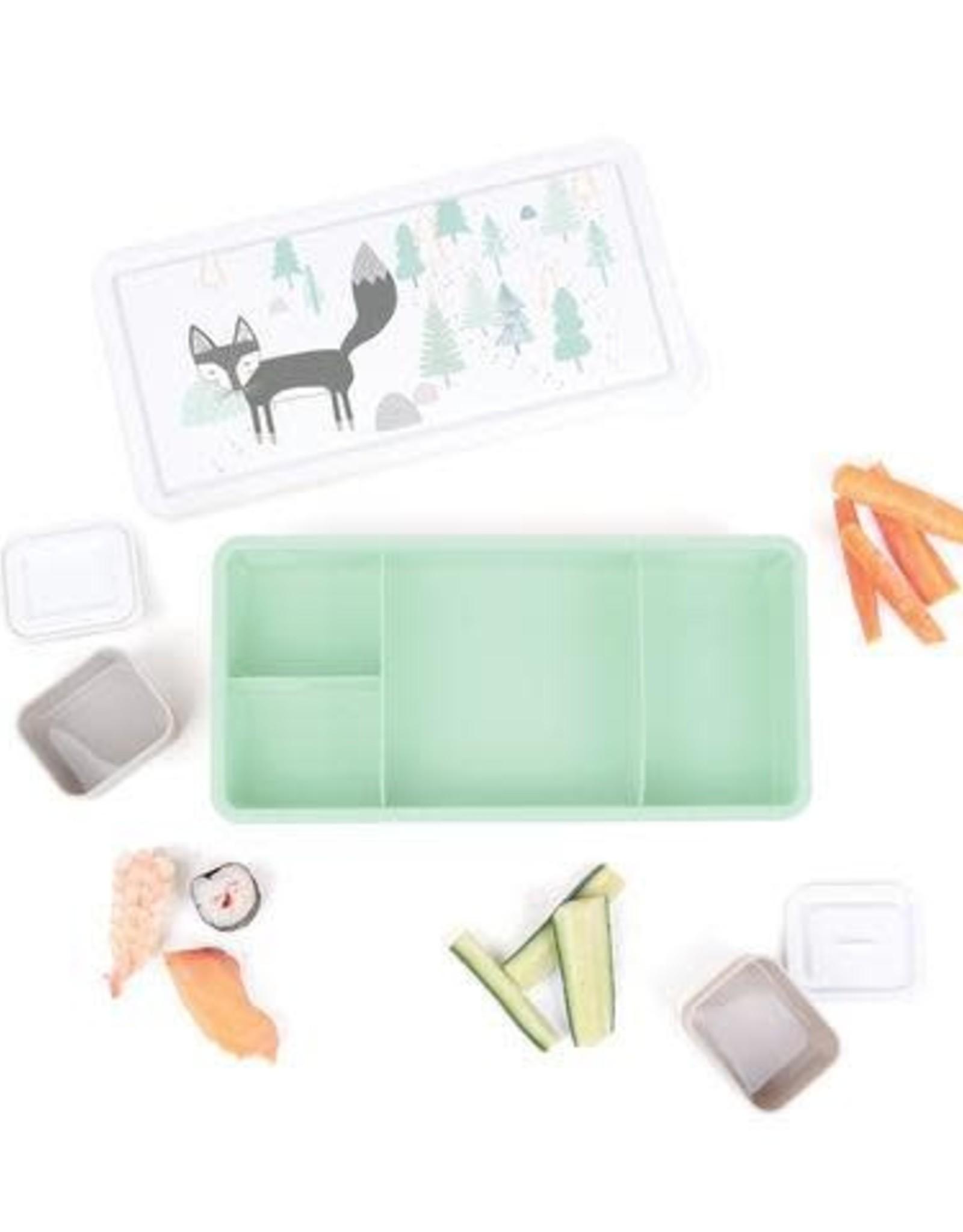 Wandering Fox Lunch Box