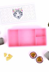 Floral Tiger Lunch Box