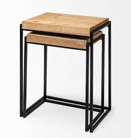 Karissa Nesting Table