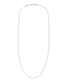 Pink Opal Gold Addison 4 in 1 Necklace