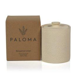 Paloma Bergamot Linen Candle
