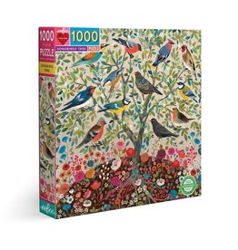 Songbirds Tree 1000pc Puzzle