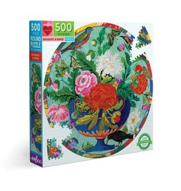 Bouquet & Birds 500pc Puzzle