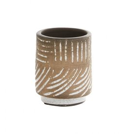 "Carmine Vase H5.25"" D4"""