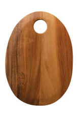 """Suar Wood Cutting Board L13"""" W10.5"""""""
