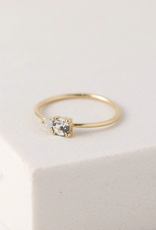 Dolce Ring Size 8 - Clear