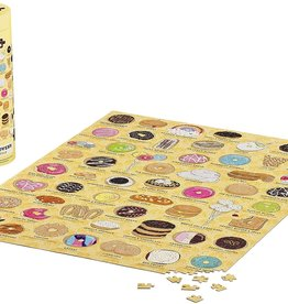 Donut Lover's Puzzle 1000pc.