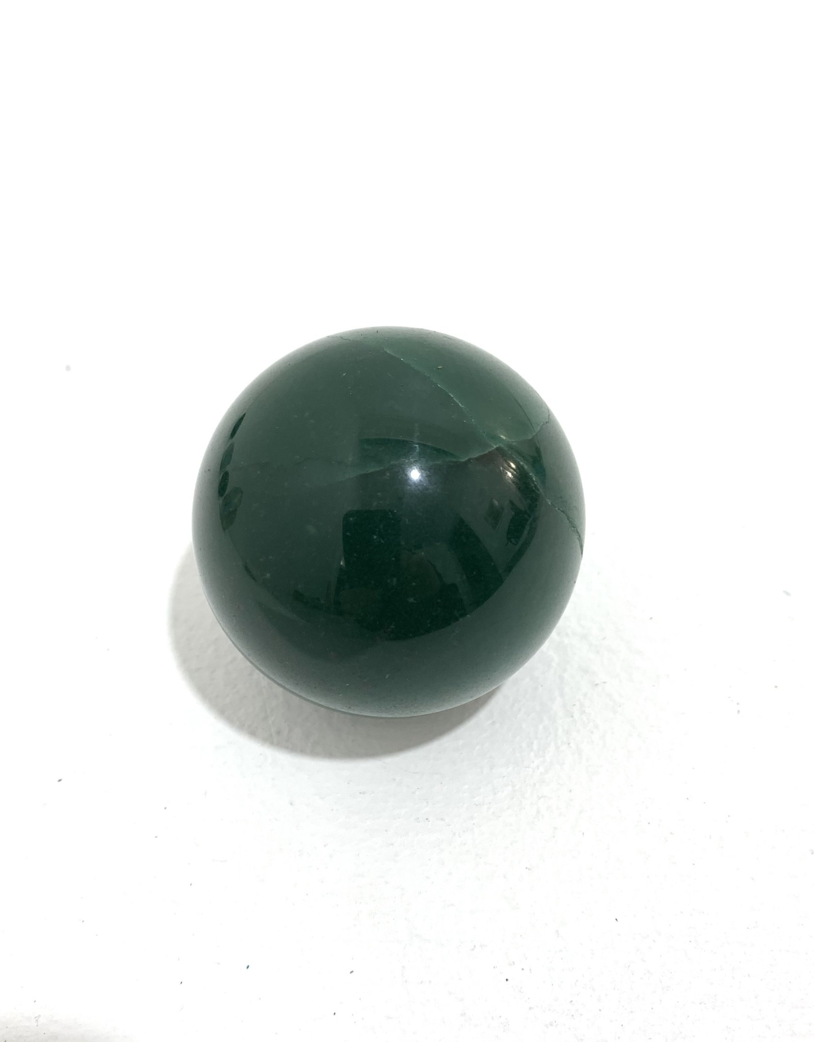 "Small Green Aventurine Sphere D2"""