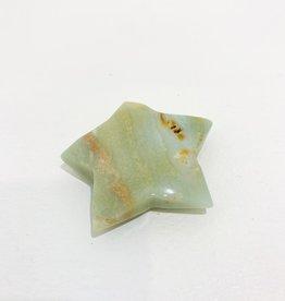 "Caribbean Calcite Star W2"""