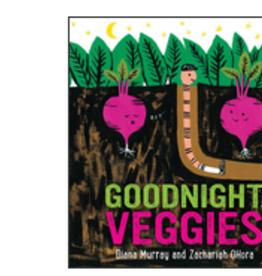 Goodnight, Veggies Book