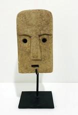 "8"" Mini Timor Mask on Stand"