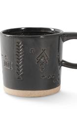 Marks Charcoal Artisan Mug