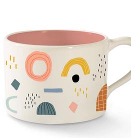 Shapes Morning Mug