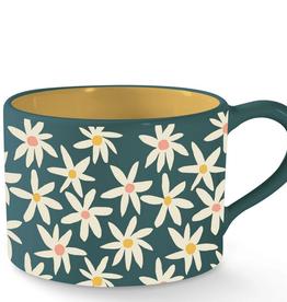 Daisies Morning Mug