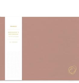 """Scribble Designer's Notebook 8.375"""" x 6"""""""