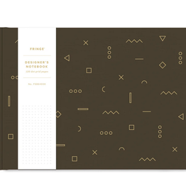 "Geo Designer's Notebook 8.375"" x 6"""