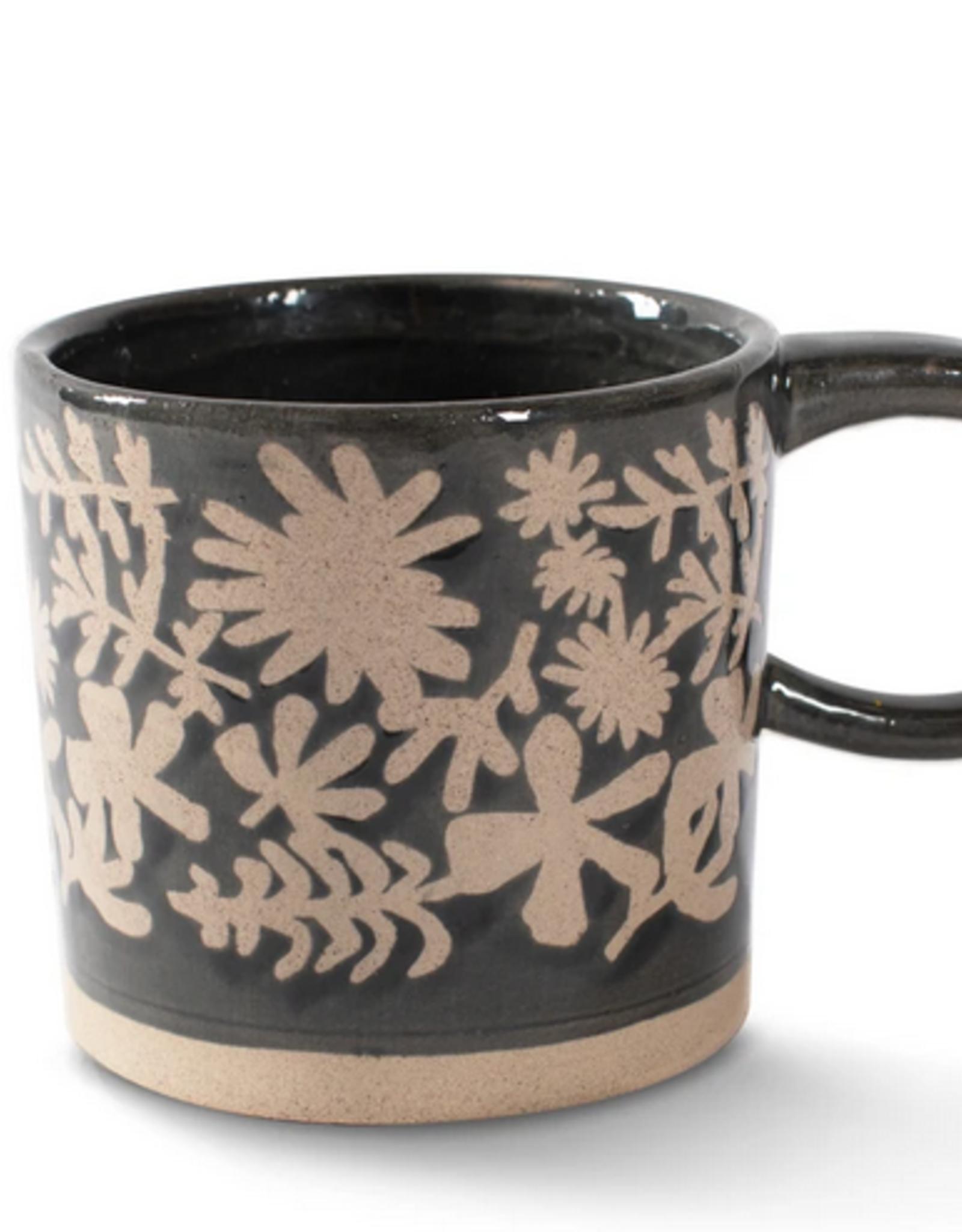 Desert Flower Artisan Mug